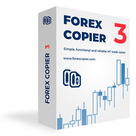 Forex Trade Copier 3 software